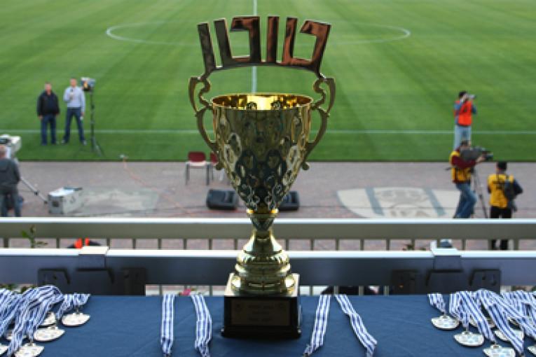 """ק""""ש עלתה לגמר גביע הטוטו"""