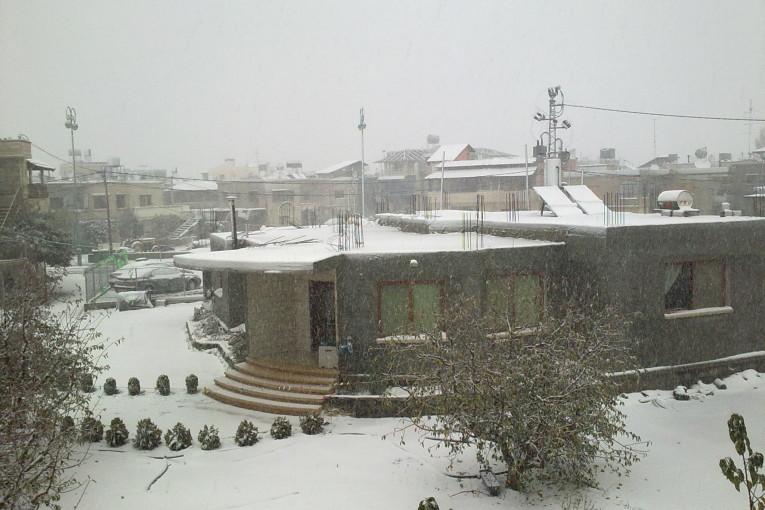 האם נזכה לראות את השלג מהחלון?