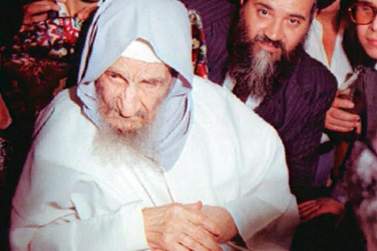 באבא סאלי הקדוש