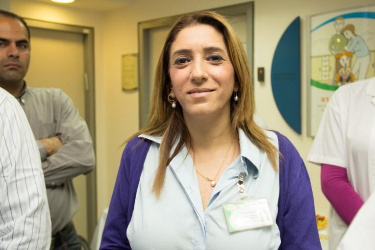 אורית הדרי: המנהלת אדמיניסטרטיבית של מרפאת קנב