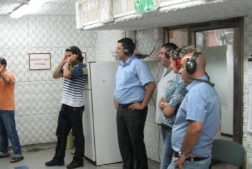 אגף רשוי נשק במשרד הפנים בצפת ניסגר