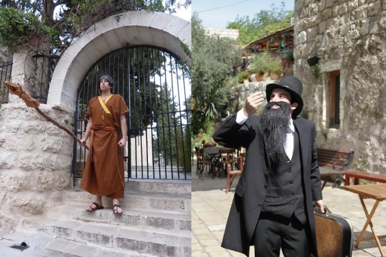 חנוכה במיני ישראל! פארק מיני ישראל יהפוך בחג החנוכה למקום בו נפגשים כל גיבורי העל של ישראל