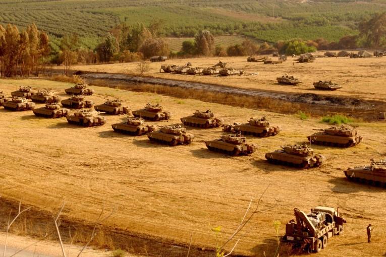 היום החל מהבוקר: תרגיל צבאי במרחב הגליל העליון