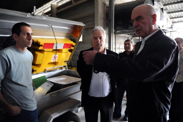 """השר וילנאי בק""""ש: """"אם נקלע לעוד 'מלחמת לבנון 2' נדע להתמודד בצורה טובה יותר""""."""