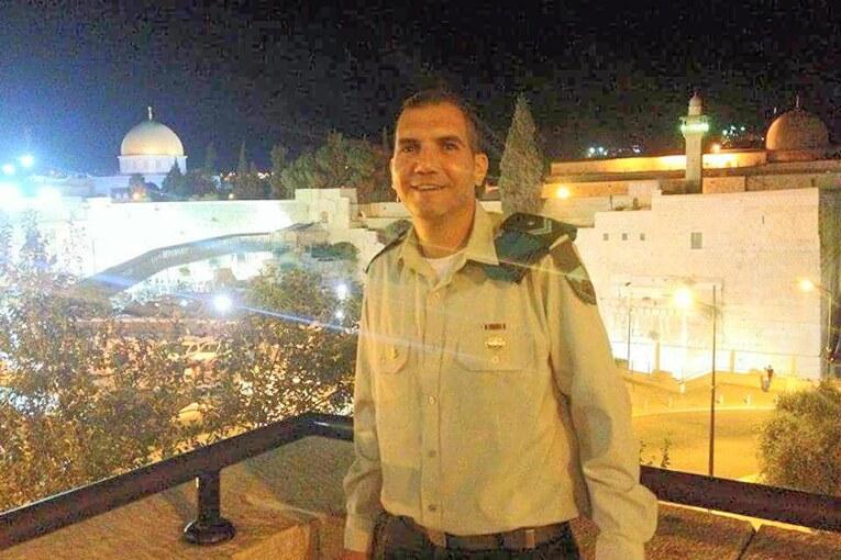 """מצטיין אלוף הפיקוד – רס""""ב ערן אליאני"""