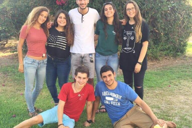 """גרעין ש""""ש 'צמרת' המועצה הציונית בישראל בקריית שמונה"""