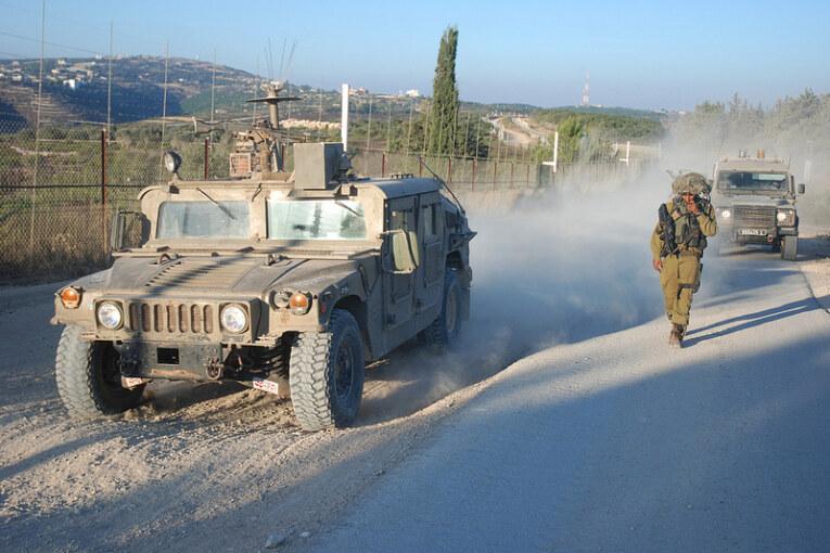שוב ירי בגבול לבנון  ניסוי כלים?