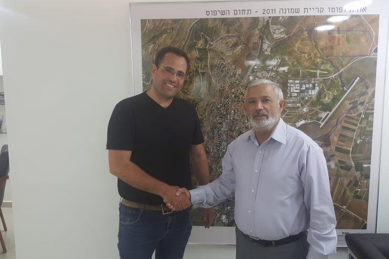 """אלעד קוז'יקרו נבחר למנכ""""ל רשת המתנ""""סים בקריית שמונה"""