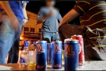 קטינים ואלכוהול לא הולכים טוב