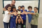 הצלחה רבה לטורניר צעירים לומדים שחמט (צ.ל.ש) בקניון נחמיה