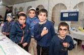 חוקרים צעירים ביריד המדע באקדמית צפת