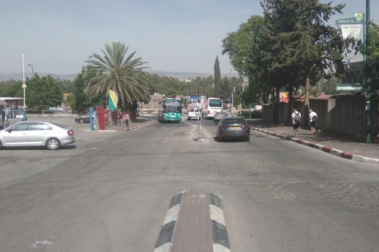 קטסטרופה של כבישים