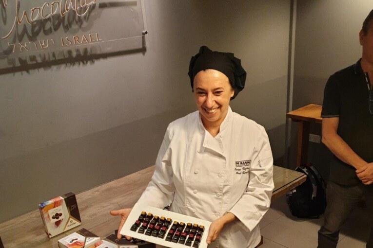 דה קרינה מציגה : De-Art סדרת שוקולד חדשה