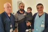 ניתוח נדיר לתיקון מום מולד בסרעפת הציל את חייו של התינוק