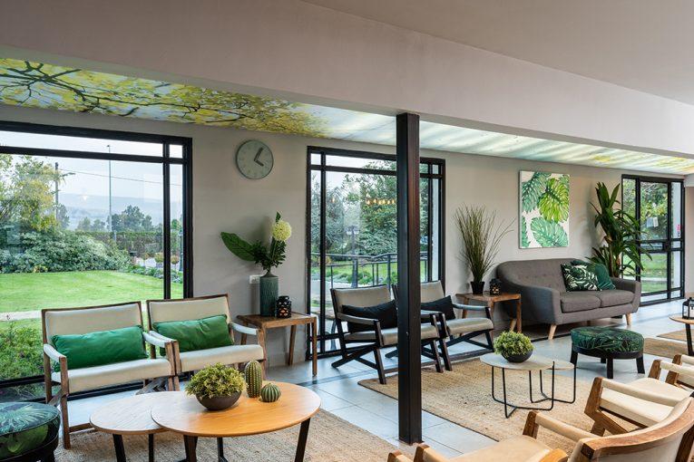 """מלון חדש לרשת המלונות """"מטיילים"""" בקיבוץ דפנה"""