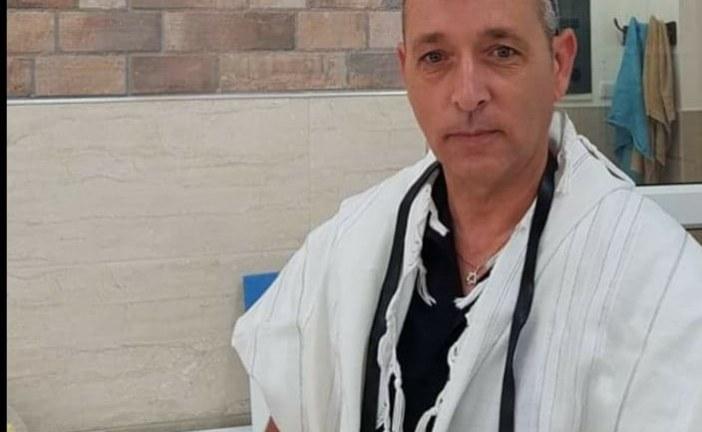 דוד מרציאנו, מעצב שיער, ומשמח לבבות