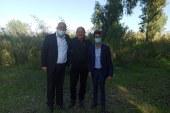 """ט""""ו בשבט: מנציחים את נפטרי הקורונה מהתפוצות בשדרת עצי זית חדשה בקרית שמונה"""