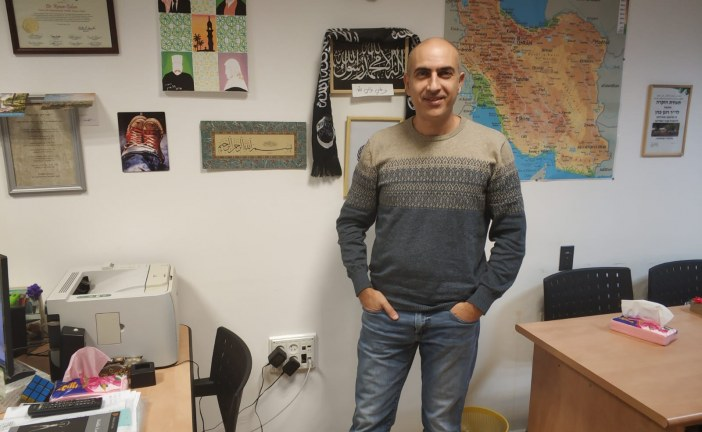 משכון ד' בקריית שמונה למחקר על חומייני והמשטר האיראני