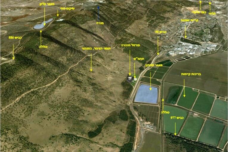 מועצה אזורית הגליל העליון והחברה לפיתוח הגליל: כ- 470 מיליון דולר לתחנת כוח
