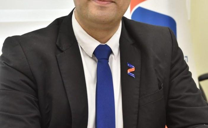 """ד""""ר ענאן עבאסי מונה  מנהל המרכז הרפואי זיו בצפת"""
