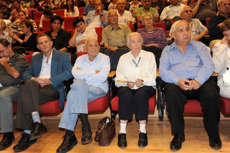 """מאות מתושבי האזור השתתפו בטקס לזכרו של יצחק רבין ז""""ל שנערך במכללה האקדמית תל-חי"""
