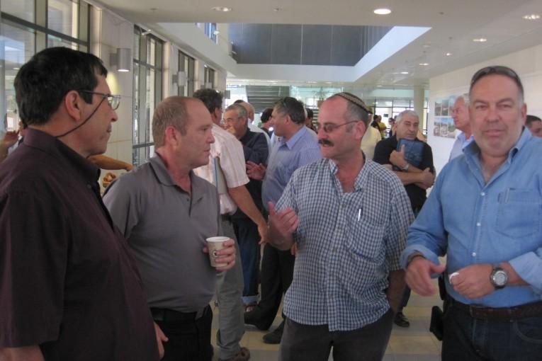 פרופ' אורי שני מנהל רשות המים: שנת 2012 צפויה שנה קשה ללא רזרבות מים