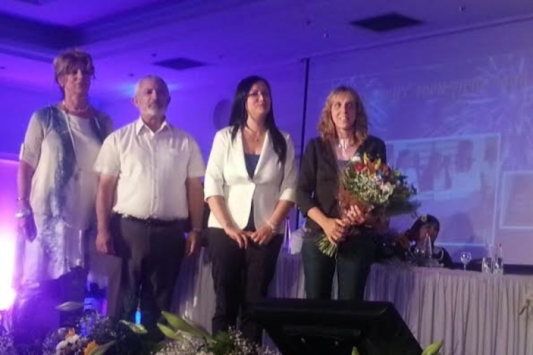 """קריית שמונה זכתה ב: פרס חינוך ישובי ובפרס לבי""""ס רננים"""