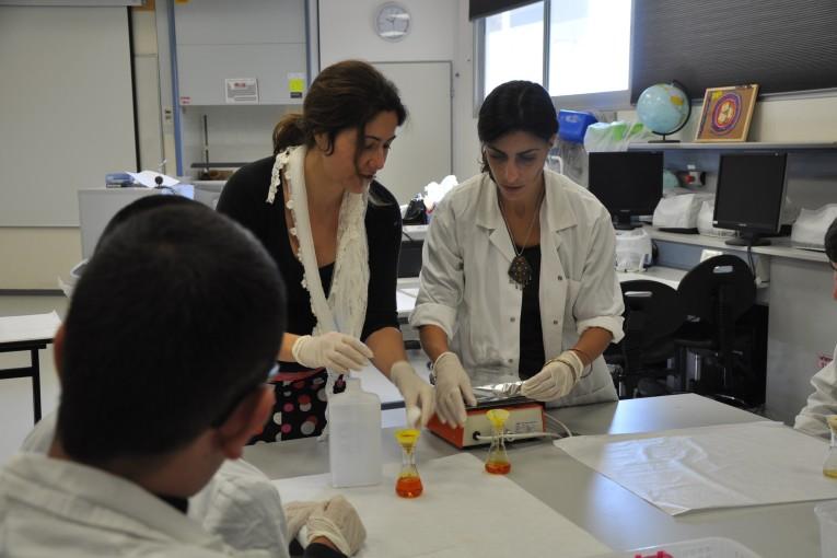 בוגרי רננים התארחו בחוג למדעי המחשב, ביחידת החישובים ובמרכז האקדמי לנוער