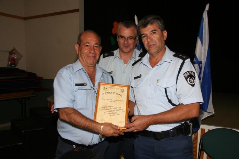 גאים בכם מתנדבי המשמר האזרחי