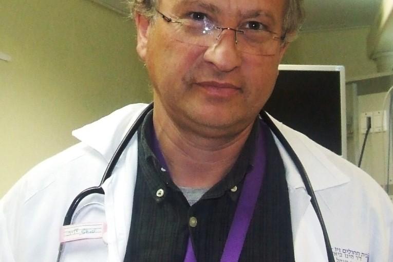 """ד""""ר יורי וינר (""""זיו"""") מזהיר מסכנות חנק בצריכת פיצוחים לקראת ט""""ו באב"""