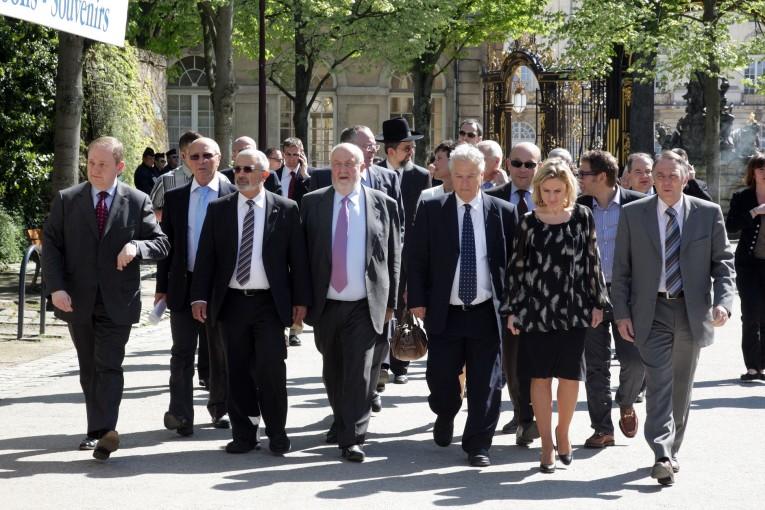 ראש העיר בשובו מננסי: קריית שמונה 'עיר השלום'
