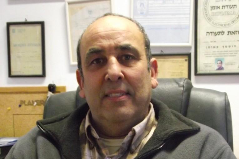 """ראש העיר לקבלנים:  """"הקבלנים המקומיים ישתתפו במכרזים החל מפרויקט דוד רזיאל"""""""