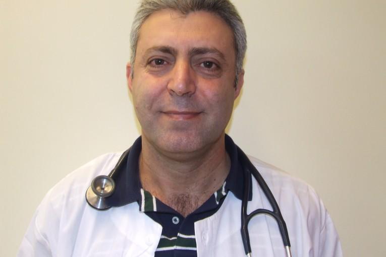 """האיגוד האירופי תואר מומחה ללחץ דם לד""""ר ריימונד פרח מנהל מחלקה פנימית ב' בזיו"""