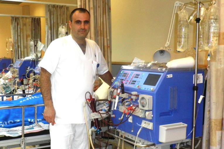 מכונות דיאליזה מתקדמות במרכז הרפואי זיו