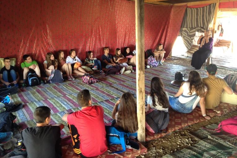 בית ספר דנציגר השתתף בסמינר מנהיגות דרומי