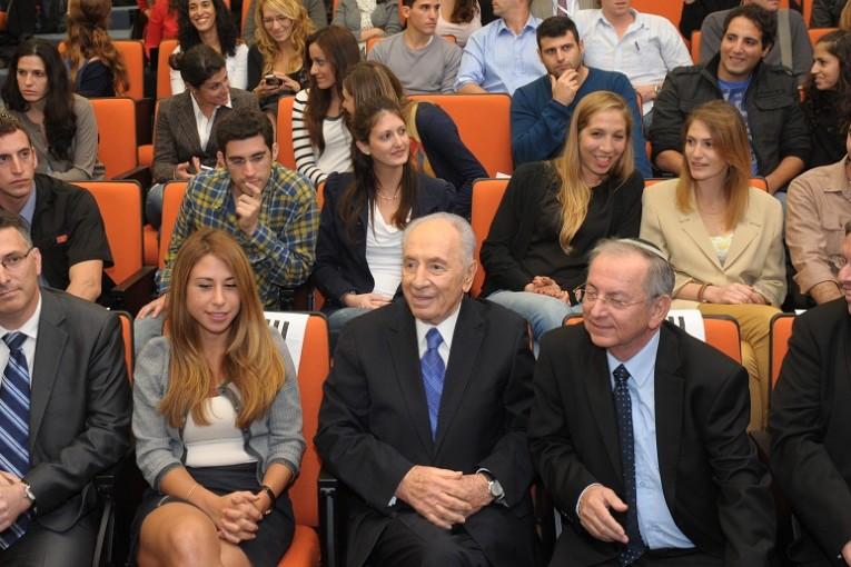 נשיא באירוע פתיחת הפקולטה בצפת: הצלחתכם תהא הצלחת כולנו
