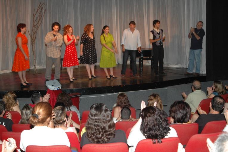 מראה – חלום שהפך לתיאטרון
