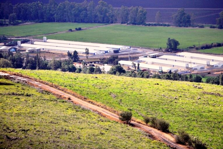 39 קיבוצים בצפון מתנגדים לתכנית המבנים החקלאיים של הוועדה המחוזית לתכנון ובניה