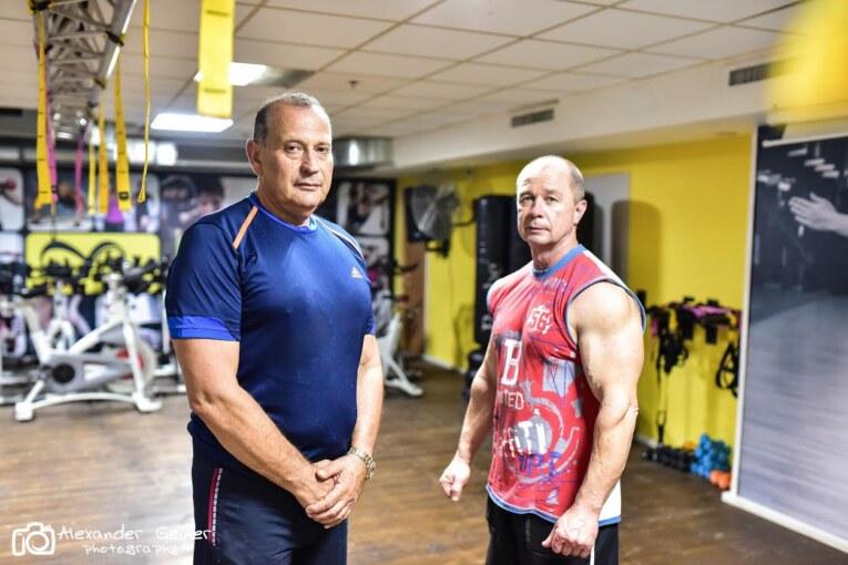 אלכס סטוקנוב וגריק סטולין מציגים: ספורט שמתאים לכולם