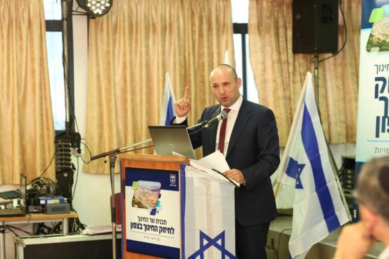 שר החינוך נפתלי בנט: הזכייה במדליית זהב של דנציגר היא אות כבוד למדינת ישראל