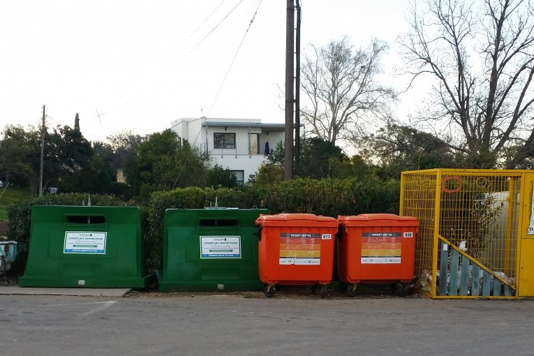 השנה אספו בקיבוצי הגליל העליון 51 טונות פסולת אורגנית בממוצע בחודש