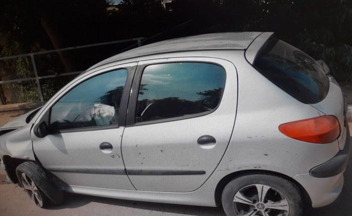הרכב נשאר מותנע, ומישהו אימץ אותו