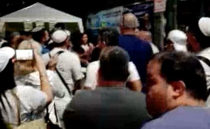 צפו בוידאו: ראש עיריית קריית שמונה הותקף