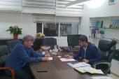 """עו""""ד יורם ביטון נבחר לתפקיד מנכ""""ל עיריית קריית שמונה"""