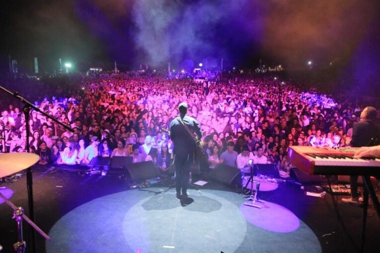 אלפים בפסטיבל בין הכרמים במרום הגליל