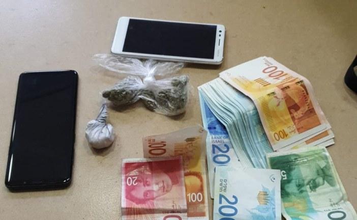 נעצרו חשודים באחזקת קוקאין בכמות מסחרית