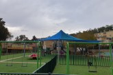 גן משחקים ברחוב שפרינצק