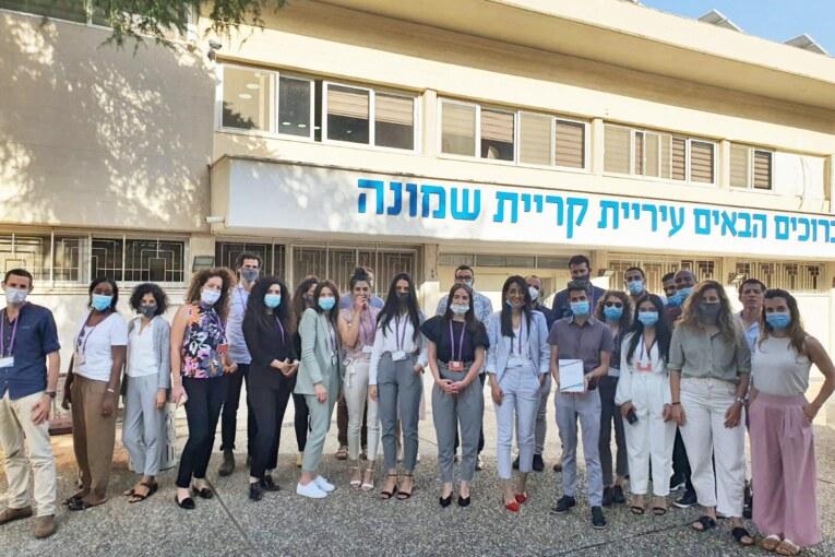 """עו""""ד יערית אסתר גבאי בחזית הציבורית"""