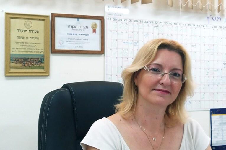 חניתה מעוז סיימה את תפקידה כמנהלת 'דנציגר'